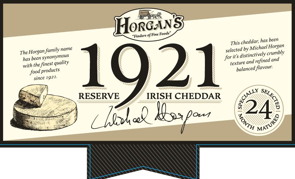 Horgans Vintage Cheddar