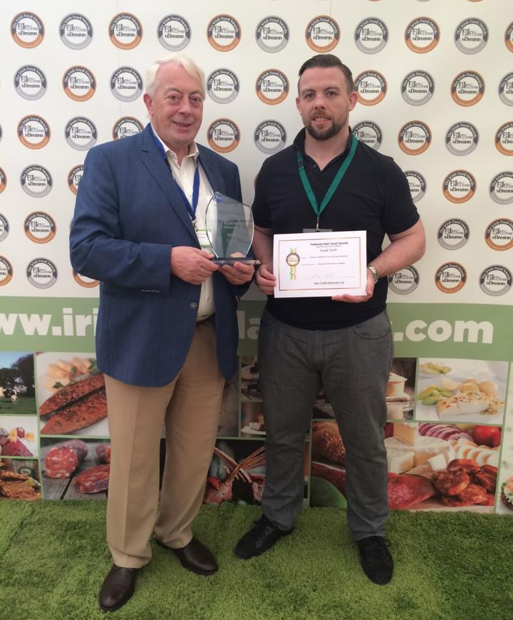 Pastrami-Blas-Award