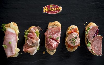 Horgan's Canapés