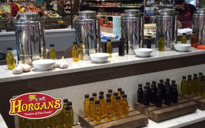 Horgan's Oils on Tap – Instore Concept