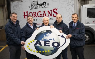 Horgan's Futureproofs Business with Coveted AEO Status